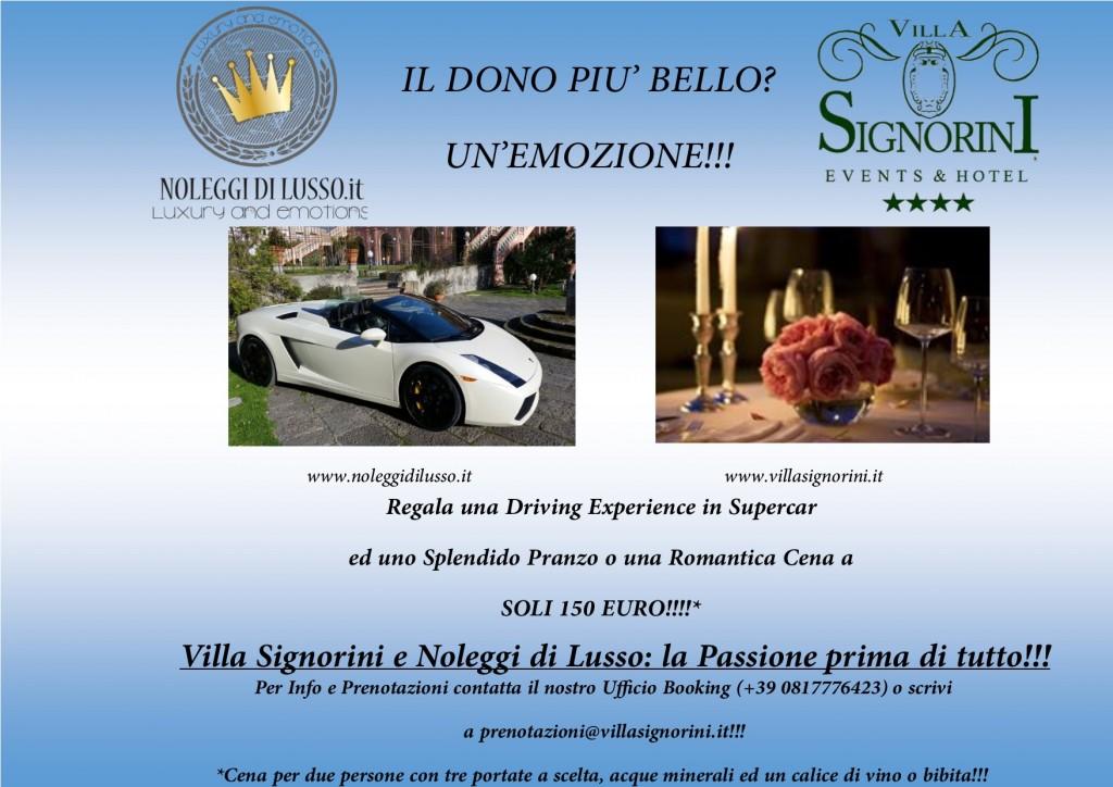 Driving Experience+Pranzo_o_Cena_con_prezzo