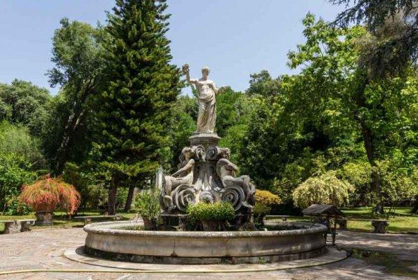 L'Orto Botanico della Reggia di Portici!!! Fonte: Vesuvio Live.it