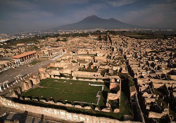 Il Sito Archeologico di Pompei!!!