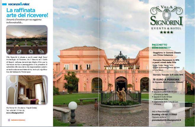 Destinazione Benessere Villa Signorini