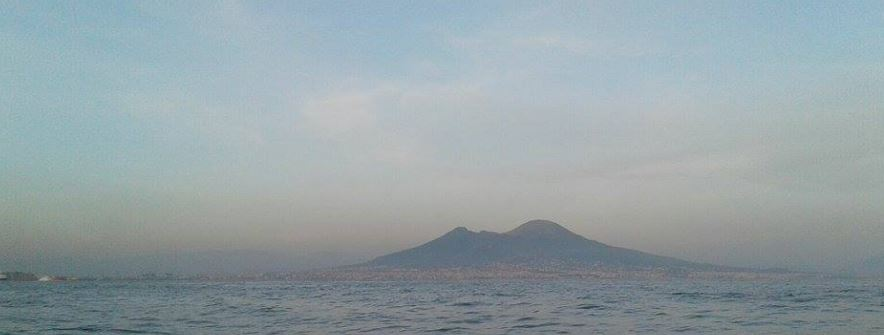 The Vesuvius (Photo of Alessia De Gregorio - Touristic Informant of Pro Loco Capodimonte)