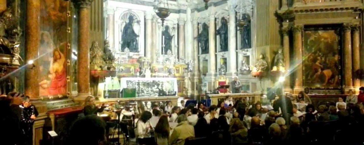 La reale cappella del tesoro di san gennaro