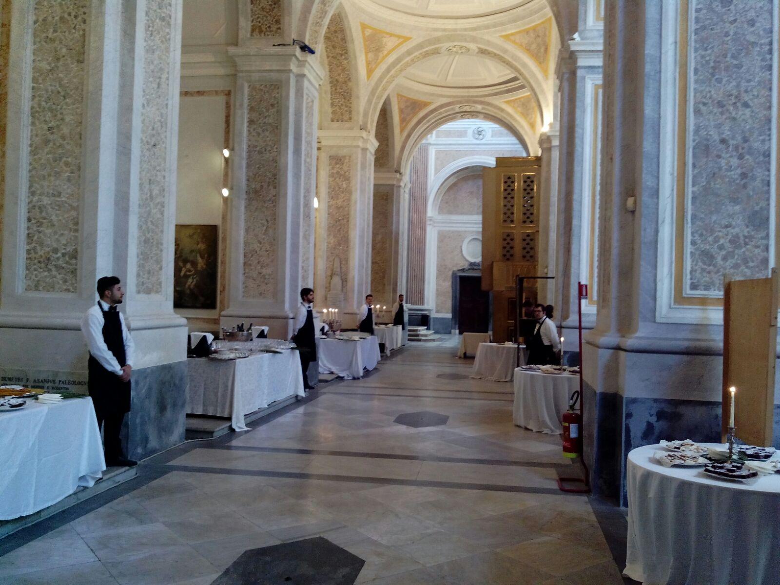 Catering Unesco