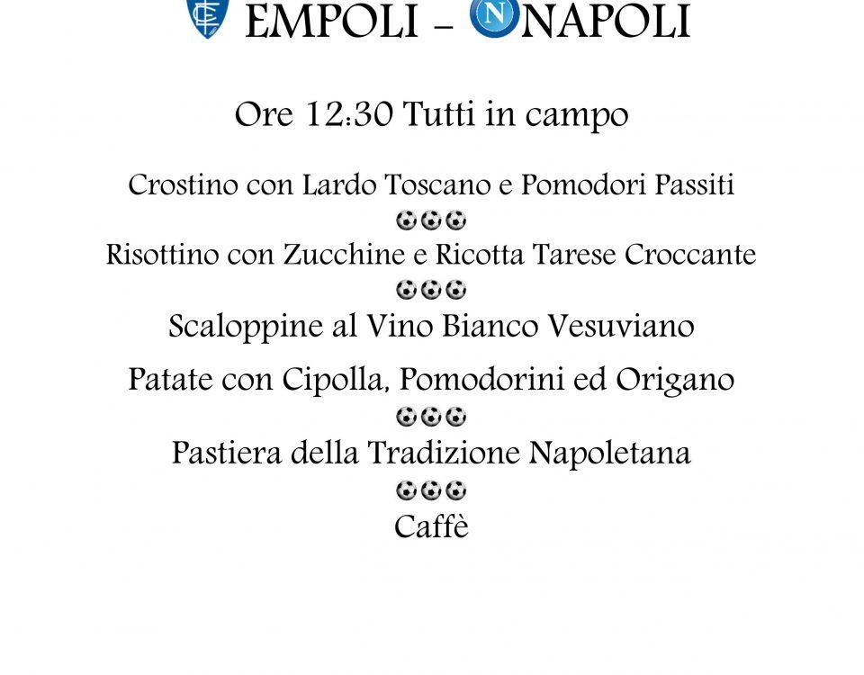 Empoli-Napoli