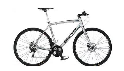Per questo tour, I Rent Bike mette a disposizione la trekking bike, ideale e confortevole per percorsi misti.