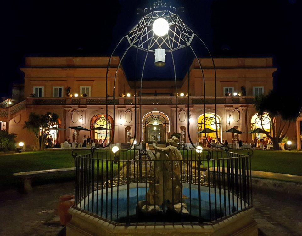 villa-notte-estate