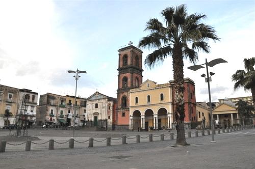 La Basilica di Pugliano ad Ercolano!!!