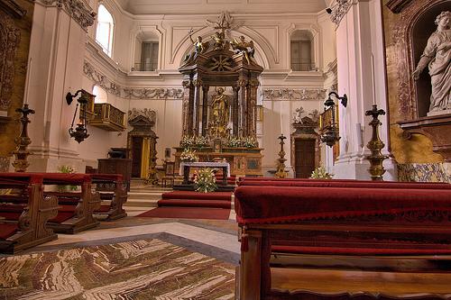 La Cappella Reale di Portici