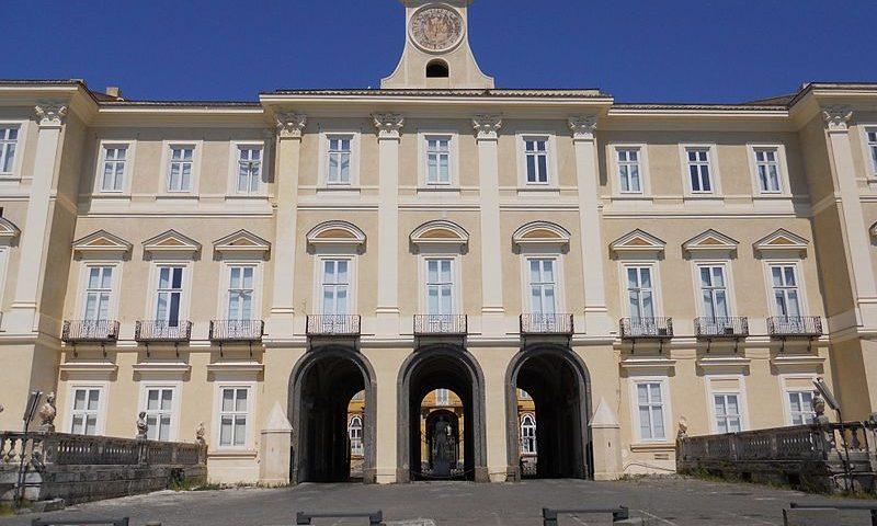 Portici Royal Palace