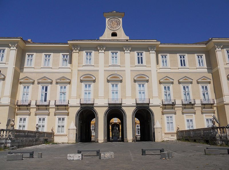 Portici Royal Palace