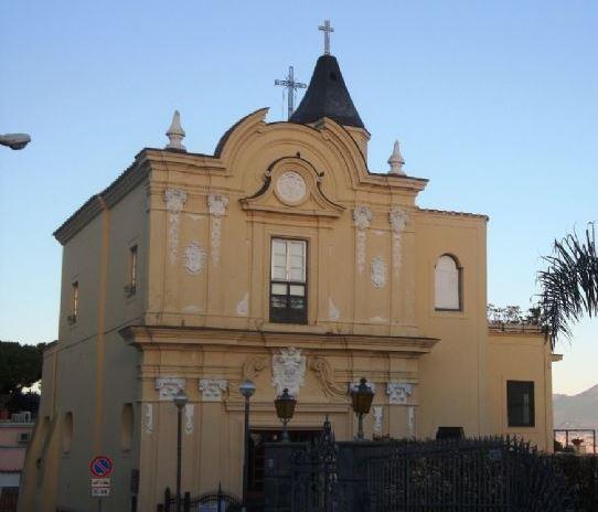 La chiesa di Santa Maria del Faro (Napoli-Posillipo)