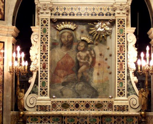 Il Santuario della Madonna dell'Arco