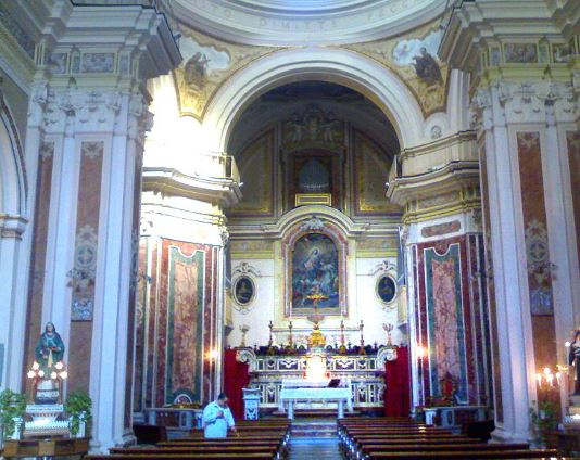 Santa Caterina a Chiaia